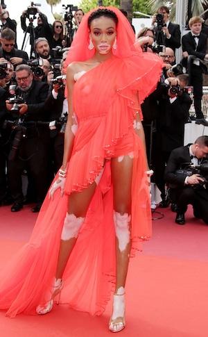 Winnie Harlow, 2019 Cannes Film Festival, Red Carpet Fashions