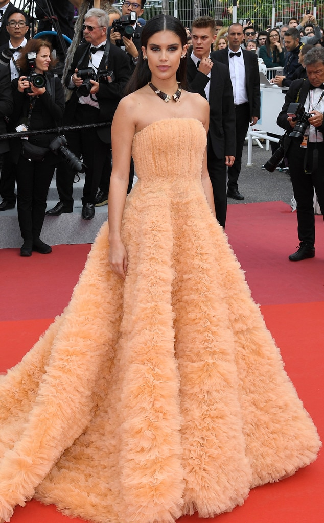 Sara Sampaio, 2019 Cannes Film Festival, Red Carpet Fashions