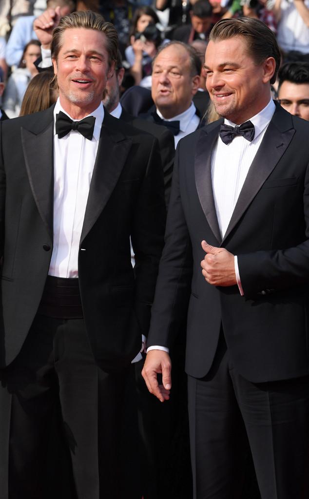 When Brad Pitt Met Leonardo DiCaprio: How the Last Two Movie