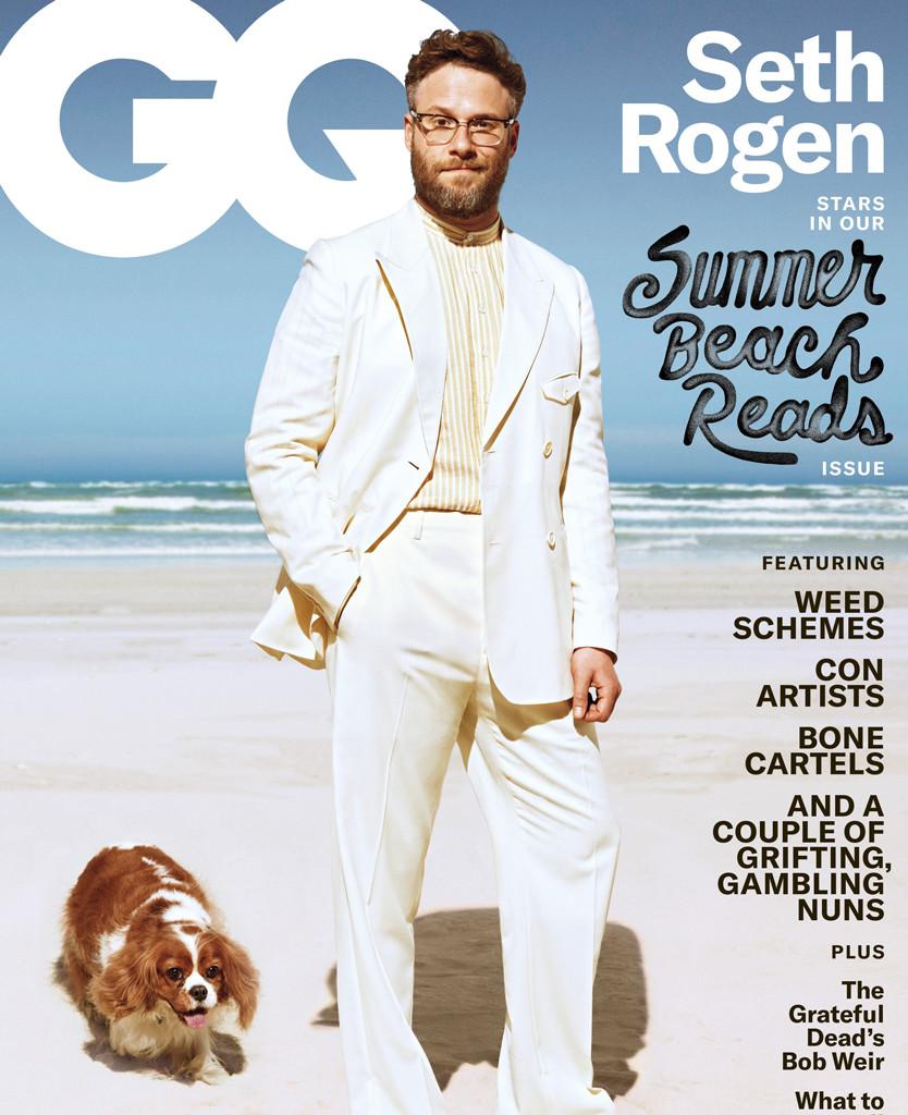 Seth Rogen, GQ