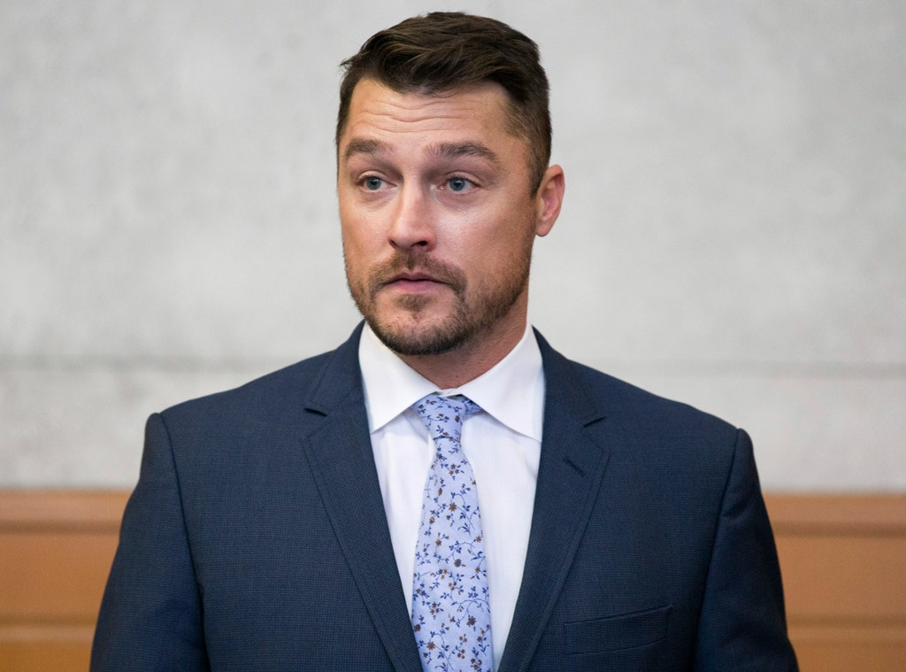 Chris Soules, Court