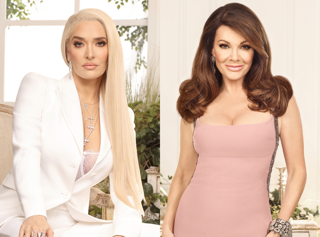 """Lisa Vanderpump Apologizes for """"Poor Choice of Words"""" After Transphobic Comment About Erika Jayne"""