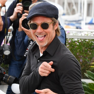 Brad Pitt, 72nd annual Cannes Film Festival
