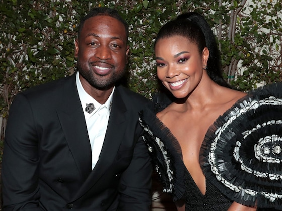 You Won't Believe the Basic Life Skills Gabrielle Union Has to Teach Dwyane Wade