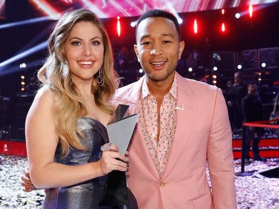 John Legend Promises <i>The Voice</i> Winner Maelyn Jarmon a Hang Session With His Family
