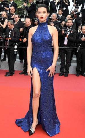 Adriana Lima, 2019 Cannes Film Festival, Red Carpet Fashions