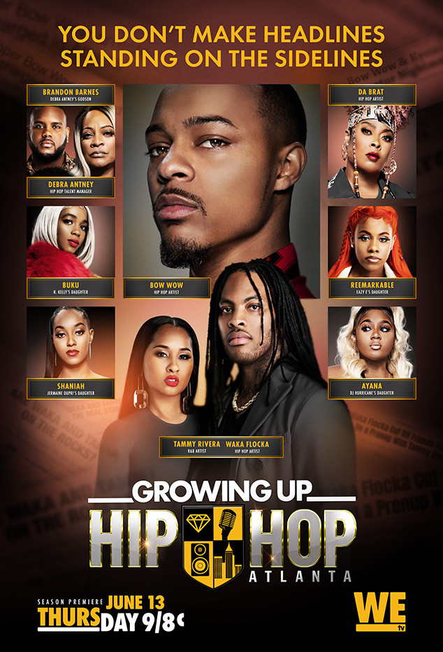 Growing Up Hip Hop: Atlanta