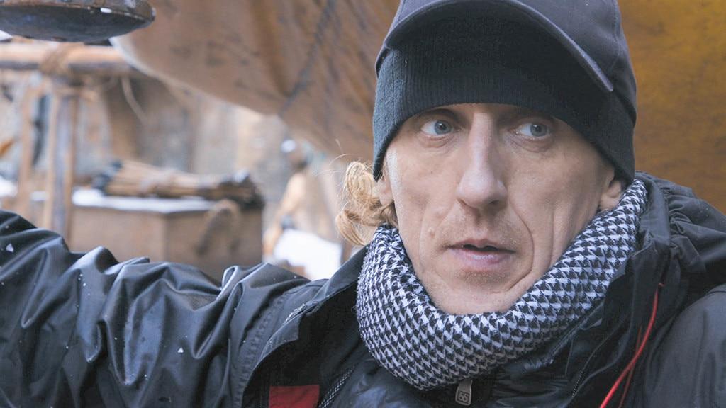 Unmasked -  Vladimir Furdik, stuntman and the Night King.