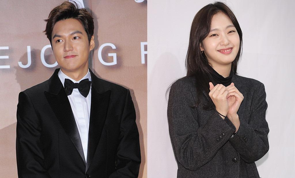 Lee Min-Ho, Kim Go-Eun