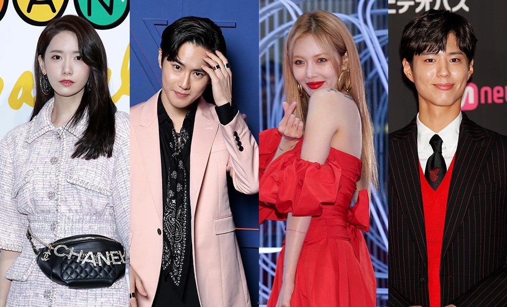 Gemini Korean Celebrities