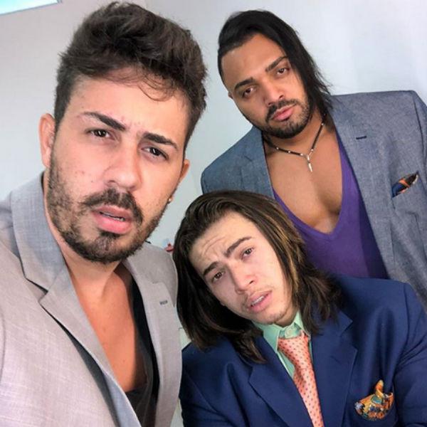 Carlinhos Maia, Whindersson Nunes, Tirulipa