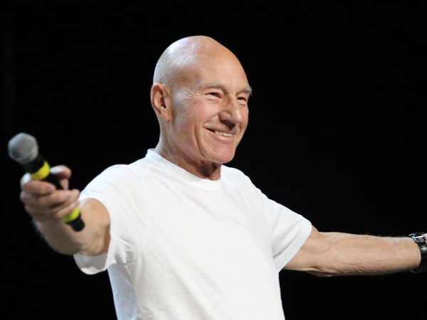 The First Look at Patrick Stewart in <i>Star Trek: Picard</i> Will Give You Goosebumps