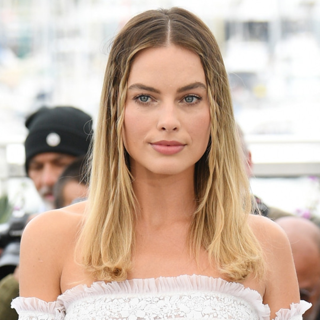 Margot Robbie Recreates Sharon Tate's 1968 Cannes Festival