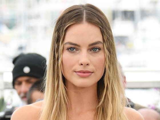 Margot Robbie Flawlessly Recreates Sharon Tate's 1968 Cannes Film Festival Hairstyle