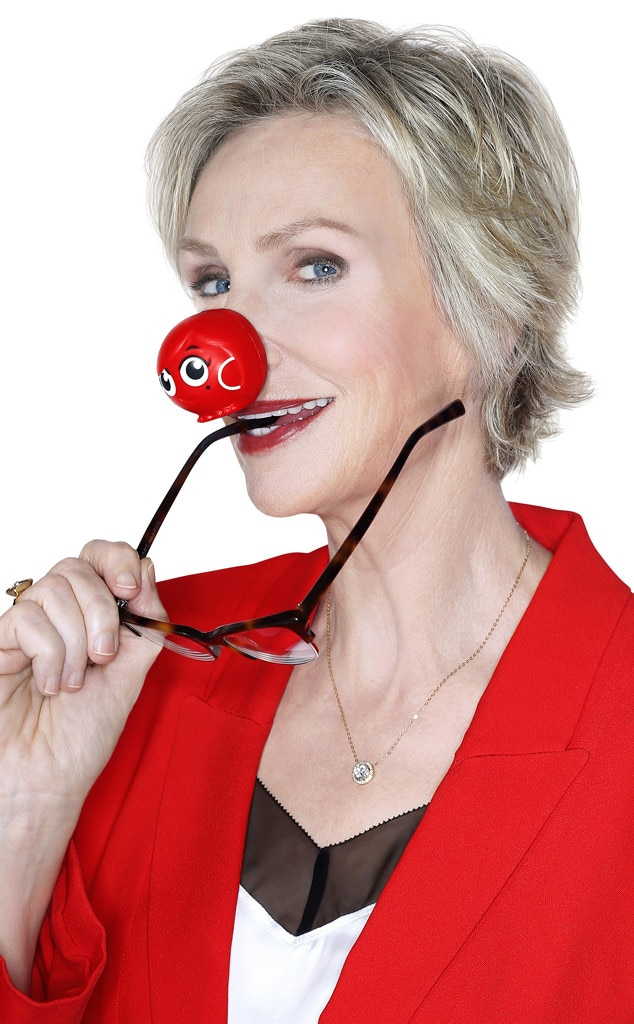 Jane Lynch -  This picture brings up so much Glee .