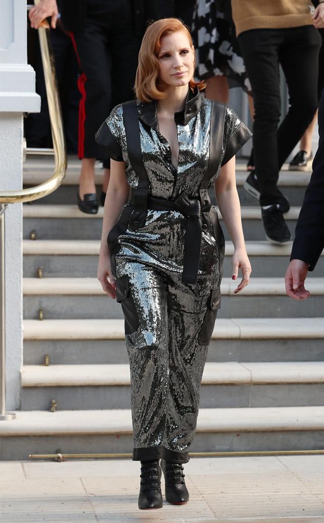 Jessica Chastain -  Super sparkler!