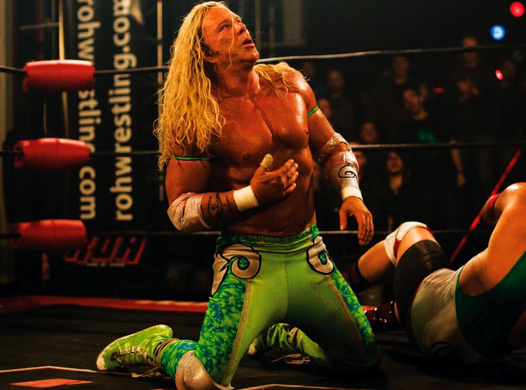 "Pro Wrestling - Mickey Rourke, ""The Wrestler"""