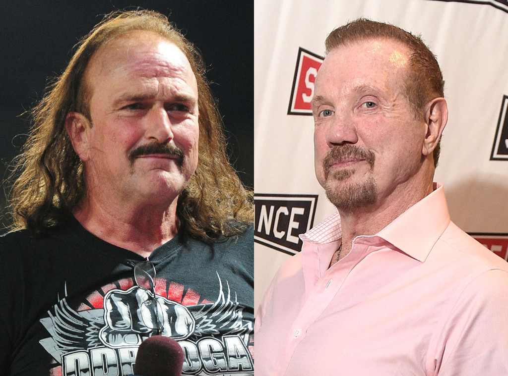 "Pro Wrestling - Jake ""The Snake"" Roberts, Diamond Dallas Page"