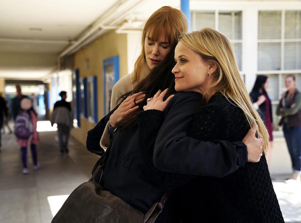 Big Little Lies Season 2, Reese Witherspoon, Nicole Kidman