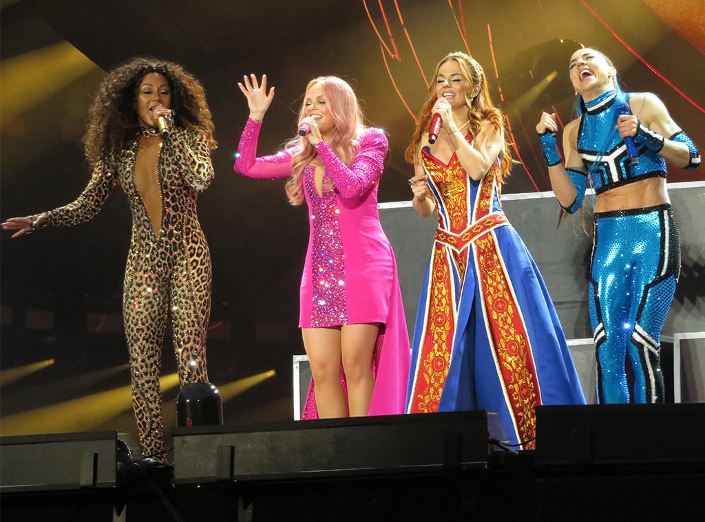 Spice Girls Reunion Tour 2019, Dublin, Ireland