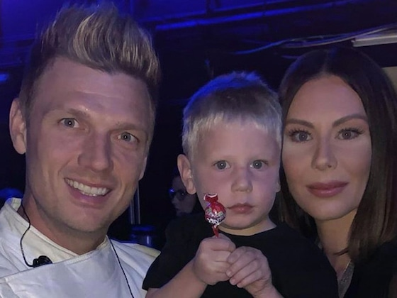 Nick Carter's Wife Lauren Kitt Is Pregnant 8 Months After Miscarriage