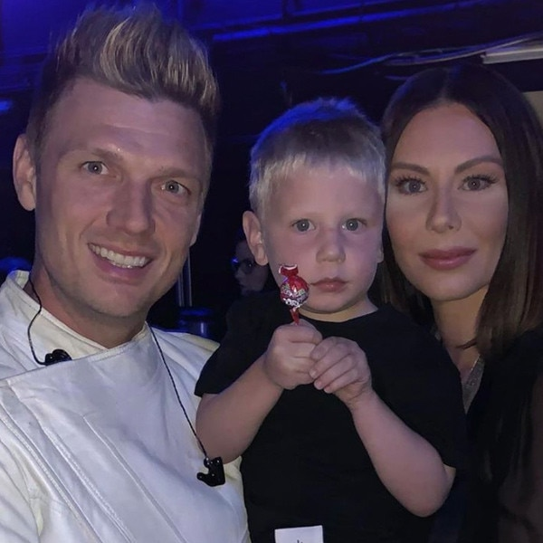nick carter u0026 39 s wife lauren kitt is pregnant 8 months after