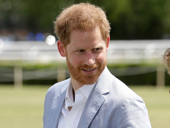 Prince Harry Spends First Night Away From Baby Archie to Attend Sentebale Polo Cup in Italy
