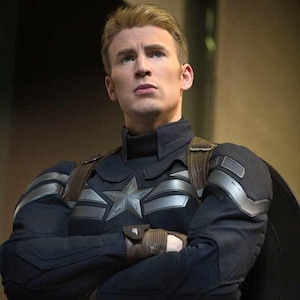 Chris Evans, Best Roles, Captain America: The Winter Soldier