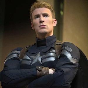 Chris Evans, Best Roles, Captain America: The Winter Soldier