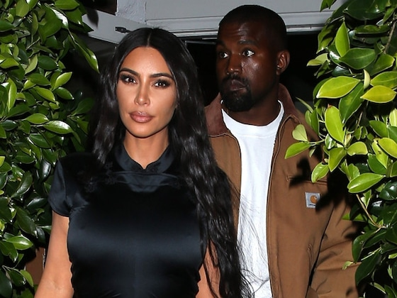 Inside Kim Kardashian and Kanye West's Low-Key Anniversary Dinner