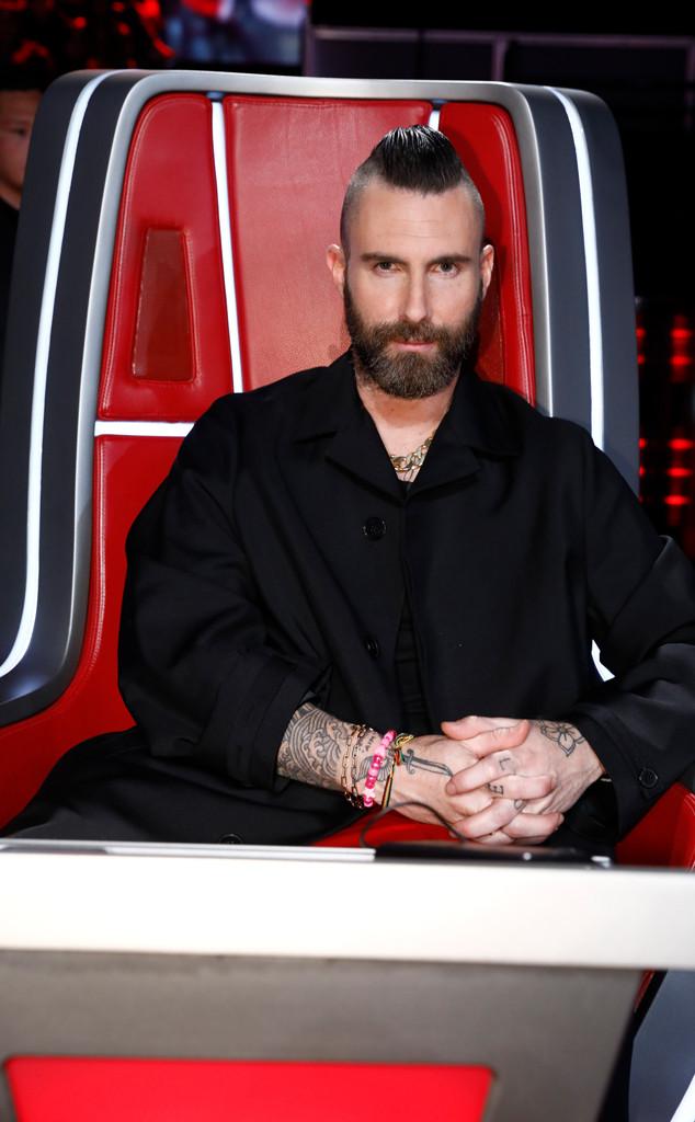 The Voice, Adam Levine