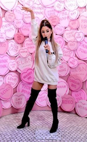 Ariana Grande, Wax Figure