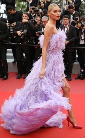 Elsa Hosk, 2019 Cannes Film Festival