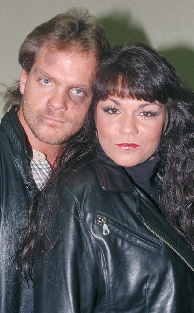 Pro Wrestling - Chris Benoit and Nancy Benoit