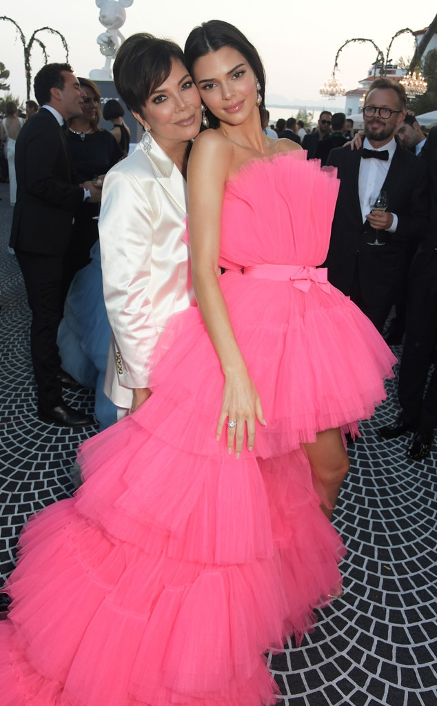John Travolta, Kelly Preston, Ella Bleu Travolta & Benjamin