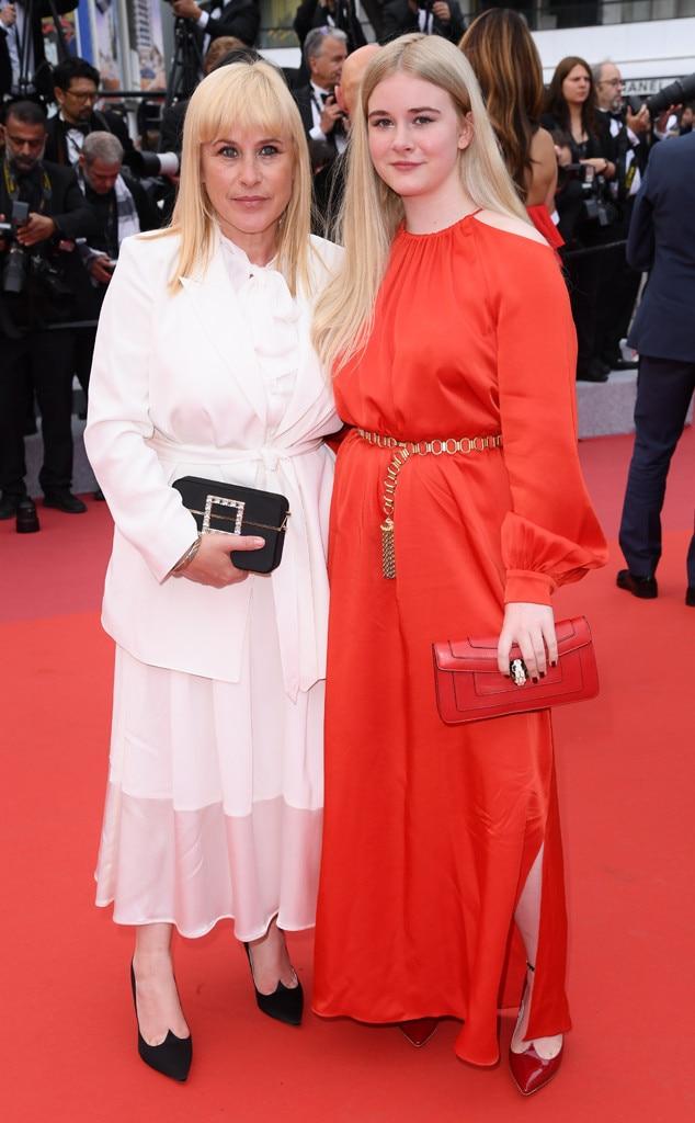 Patricia Arquette & Harlow Jane-Arquette -  Seeing double.