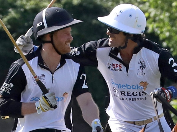 "Prince Harry's Friend and Polo Star Nacho Figueras Calls Him ""Compassionate"" in Moving Post"