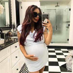 Snooki, Pregnant