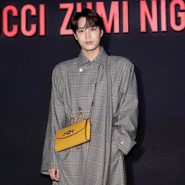 EXO's Kai Named Gucci's First-Ever Korean Global Ambassador