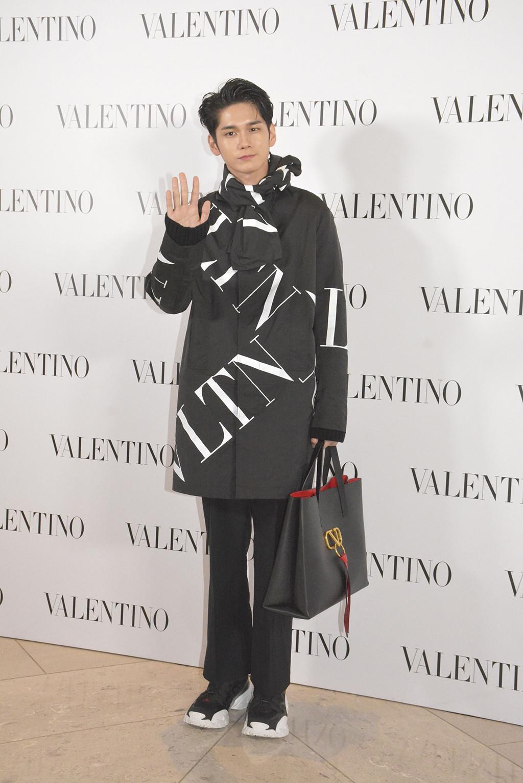 Ong Seong-Wu, Valentino