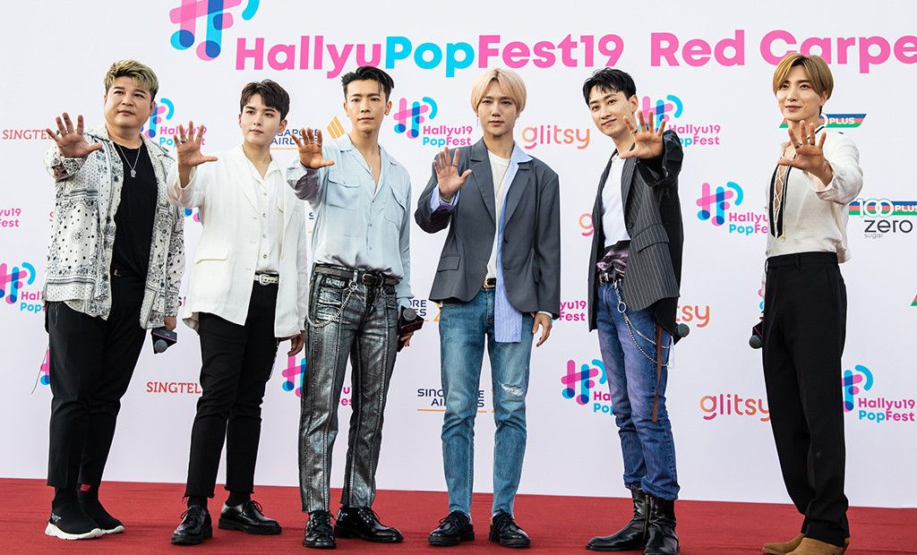 Super Junior, HallyuPopFest 2019