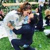 Johnny Galecki, Alaina Meyers, Baby Gender Reveal