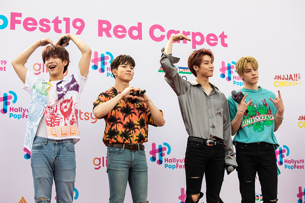 N.Flying, HallyuPopFest 2019