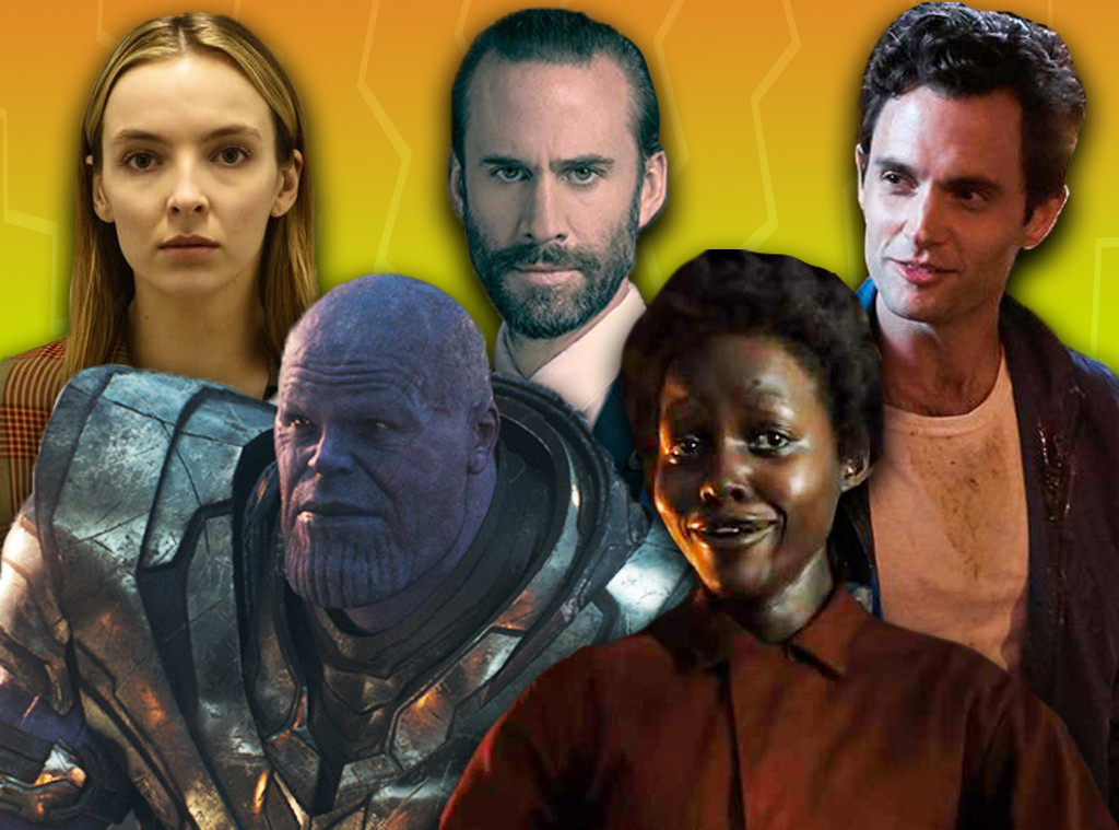Vote for Your Favorite Villain From Thanos in Avengers: Endgame to Joe on You Before the MTV Movie & TV Awards