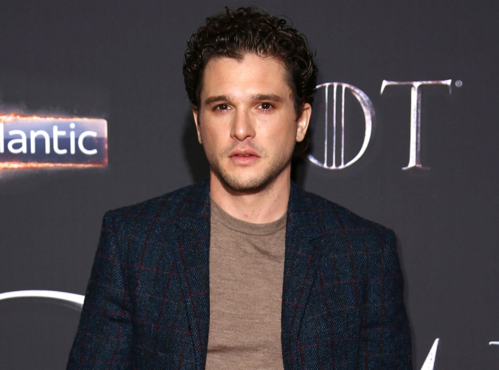 Kit Harington's Rep Confirms He's at a Wellness Retreat