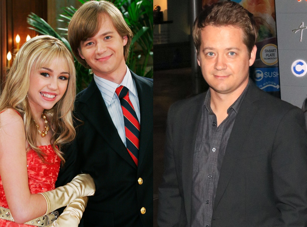 Jason Earles Hannah Montana From Disney Channel Stars Then And