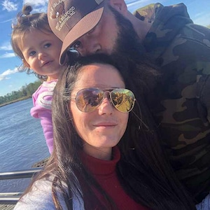 Jenelle Evans, David Eason, Ensley, Daughter