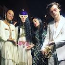 Les stars étincellent au défilé croisière 2020 de Gucci
