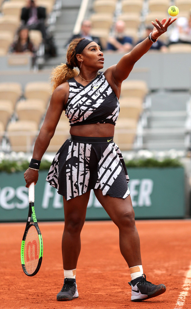 Serena Williams, French Open 2019