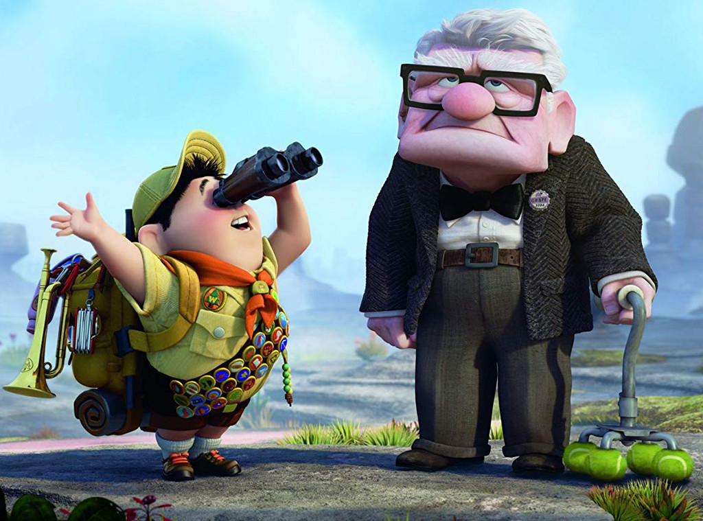 Up Turns 10: Celebrate by Looking Back at More Pixar Favorites | E! News